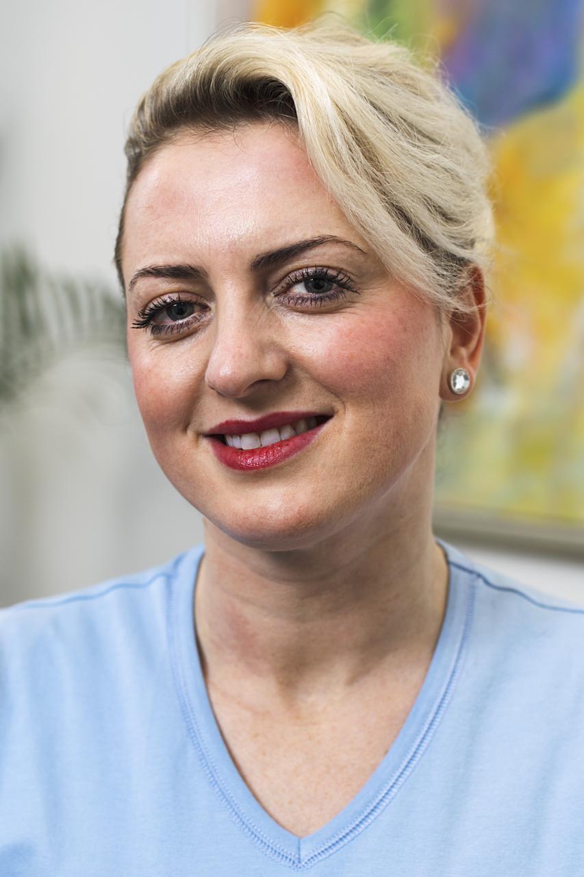 Klinik assistent, tandlægerne Ravnsborggade